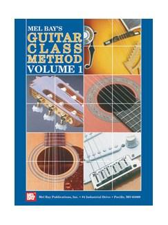 Guitar Class Method Volume 1 Books and CDs | Guitar, Guitar Tab