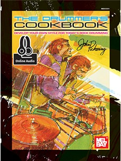 John Pickering: The Drummer's Cookbook Books | Drums