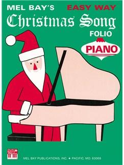 Easy Way Christmas Song Folio/Piano Books | Piano