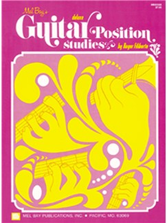 Deluxe Guitar Position Studies Books | Guitar