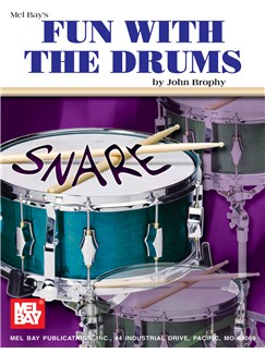 Fun with the Drums Books | Snare Drum
