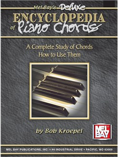 Deluxe Encyclopedia of Piano Chords Books | Piano
