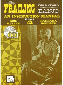 Frailing The 5-String Banjo Books | Banjo
