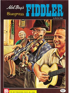 Bluegrass Fiddler Books | Violin