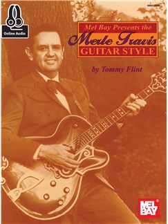 Merle Travis Guitar Style (Book/Online Audio) Books and Digital Audio | Guitar