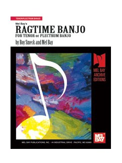 Ragtime Banjo For Tenor or Plectrum Banjo Books | Banjo