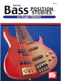 Electric Bass Position Studies Books | Bass Guitar