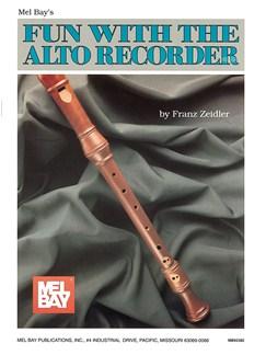 Fun with the Alto Recorder Books | Alto (Treble) Recorder