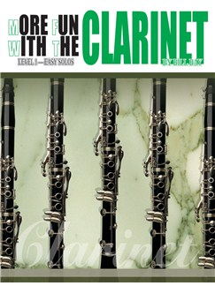 More Fun with the Clarinet Books | Clarinet