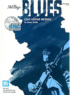 Blues Lead Guitar Method Books and CDs | Guitar, Guitar Tab