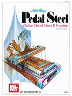 Pedal Steel Guitar Chord Chart  | Pedal Steel