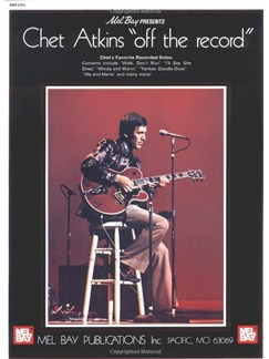 Chet Atkins Off the Record Books | Guitar, Guitar Tab