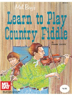 Learn to Play Country Fiddle Books | Violin