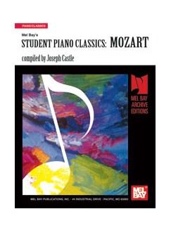 Student Piano Classics: Mozart Books | Piano