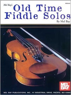 Old Time Fiddle Solos Books | Violin