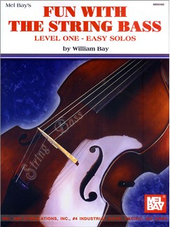 Fun With The String Bass Books | Double Bass