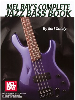 Complete Jazz Bass Books | Bass Guitar