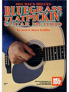 Deluxe Bluegrass Flatpickin' Guitar Method Books | Guitar, Guitar Tab