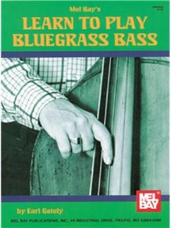 Learn to Play Bluegrass Bass Books | Guitar