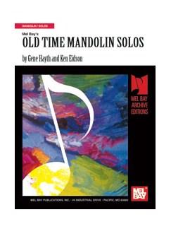 Old Time Mandolin Solos Books | Mandolin