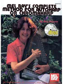 Complete Method for Autoharp or Chromaharp Books and CDs | Autoharp, Zither