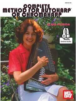 Complete Method For Autoharp Or Chromaharp (Book/Online Audio) Books and Digital Audio | Autoharp, Zither