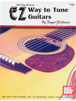 EZ Way to Tune Guitars Books | Guitar