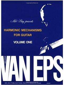 George Van Eps Harmonic Mechanisms Guitar, Volume 1 Books | Guitar