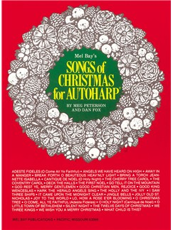 Songs of Christmas for Autoharp Books | Autoharp, Zither