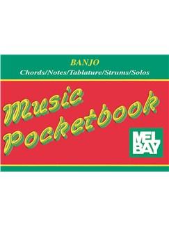 Music Pocketbook: Banjo Books | Banjo