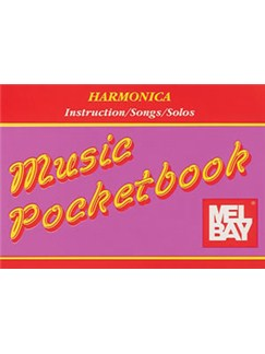 Music Pocketbook: Harmonica Books | Harmonica