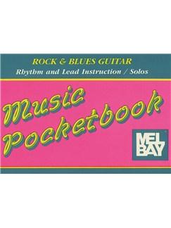 Music Pocketbook: Rock & Blues Guitar Books | Electric Guitar