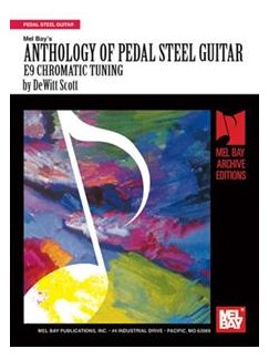 Anthology of Pedal Steel Guitar Books | Guitar Tab, Pedal Steel