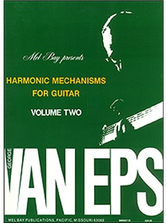 George Van Eps Harmonic Mechanisms Guitar, Volume 2 Books | Guitar