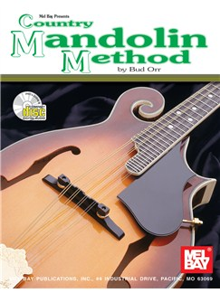Country Mandolin Method Books and CDs | Mandolin