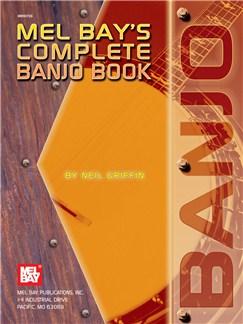 Mel Bay's Complete Banjo Book Books | Banjo