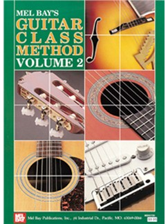 Guitar Class Method Volume 2 Books | Guitar, Guitar Tab