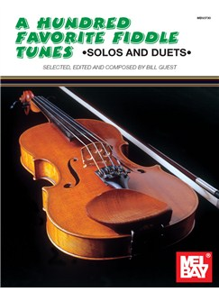 A Hundred Favorite Fiddle Tunes Books | Violin