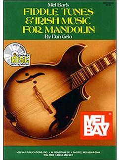 Fiddle Tunes & Irish Music for Mandolin Books and CDs | Mandolin