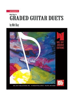 Graded Guitar Duets Books | Guitar