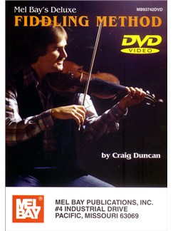 Deluxe Fiddling Method DVDs / Videos | Violin