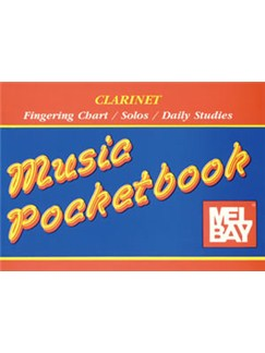 Music Pocketbook: Clarinet Books | Clarinet