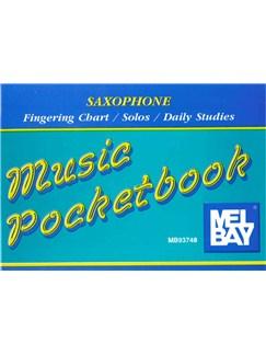 Music Pocketbook: Saxophone Books | Saxophone