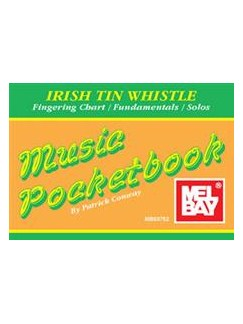 Music Pocketbook: Irish Tin Whistle Books | Pennywhistle