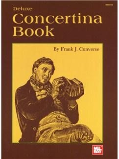 Frank Converse: Deluxe Concertina Book Books | Concertina