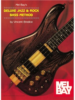 Deluxe Jazz & Rock Bass Method Books | Bass Guitar