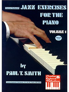Jazz Exercises for the Piano Books | Piano