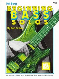 Beginning Bass Solos Books | Bass Guitar, Bass Guitar Tab