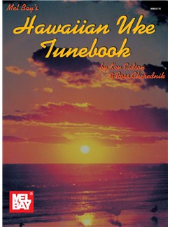 Hawaiian Uke Tunebook Books | Ukulele