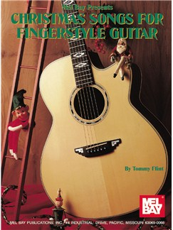 Christmas Songs for Fingerstyle Guitar Books | Guitar, Guitar Tab